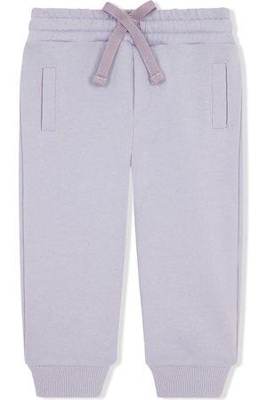 Dolce & Gabbana Pantalones de chándal tipo jersey