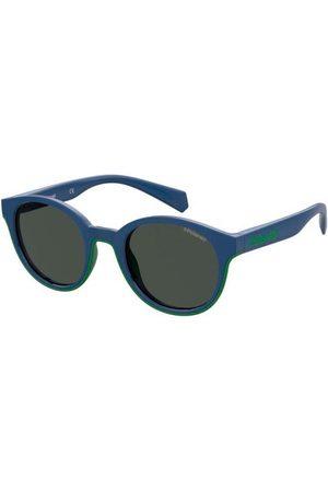 Polaroid Kids Gafas de sol - PLD 8040/S RNB (M9) Blue GRN