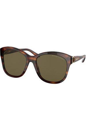 Ralph Lauren RL8190Q 500773 Shiny Striped Havana