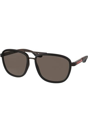 Prada Linea Rossa Gafas de sol - PS 50XS 03P06H Matte Burnished/Black Rubber