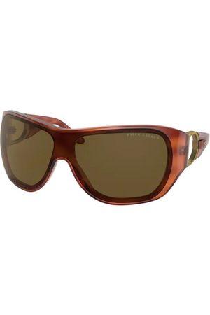 Ralph Lauren RL8189Q 590773 Shiny RED Havana