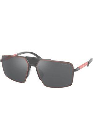 Prada Linea Rossa PS 52XS TWW09L Matte Grey