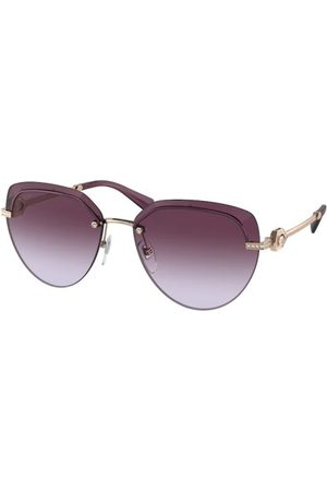 Bvlgari BV6154B 20148H Pink Gold/Purple