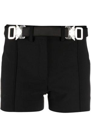 1017 ALYX 9SM Shorts con cinturón