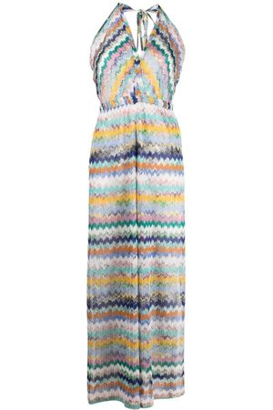 Missoni Mujer De playa - Vestido con motivo en zigzag