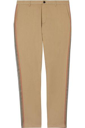 Burberry Hombre Pantalones chinos - Pantalones chinos slim