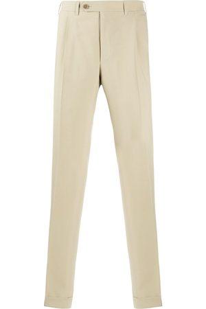 CANALI Pantalones rectos de vestir