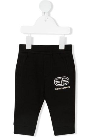 Emporio Armani Chándals - Pantalones de chándal con logo estampado