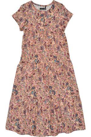 IKKS Vestido largo XS30042-32-C para niña