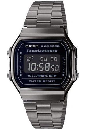 Casio Reloj digital A168WEGG-1BEF, Quartz, 33mm, 3ATM para hombre