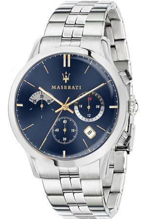 Maserati Reloj analógico R8873633001, Quartz, 42mm, 5ATM para hombre