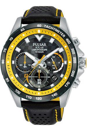 Pulsar Reloj analógico PZ5115X1, Quartz, 43mm, 10ATM para hombre