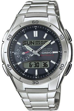 Casio Reloj digital WVA-M650D-1AER, Quartz, 44mm, 10ATM para hombre