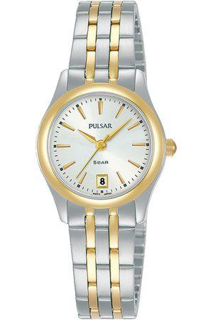 Pulsar Reloj analógico PH7534X1, Quartz, 25mm, 5ATM para mujer