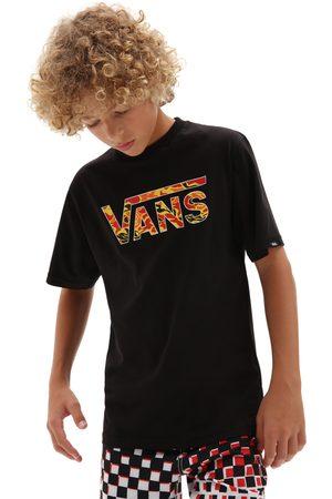 Vans Camiseta CLASSIC LOGO FILL para niño