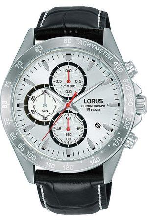 Lorus Reloj analógico RM371GX9, Quartz, 43mm, 5ATM para hombre