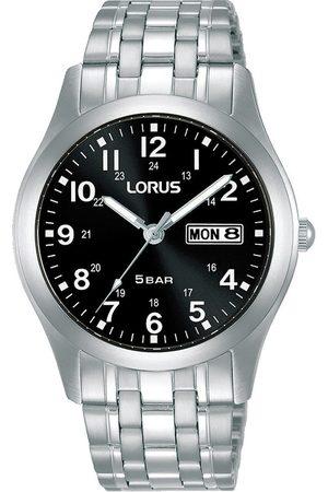 Lorus Reloj analógico RXN73DX9, Quartz, 38mm, 5ATM para hombre