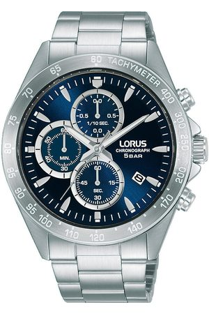 Lorus Reloj analógico RM365GX9, Quartz, 43mm, 5ATM para hombre