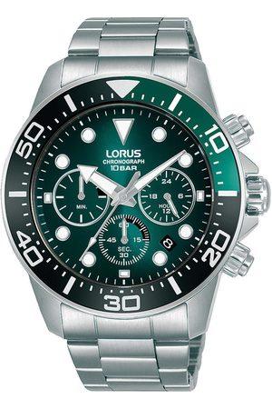 Lorus Reloj analógico RT341JX9, Quartz, 43mm, 10ATM para hombre