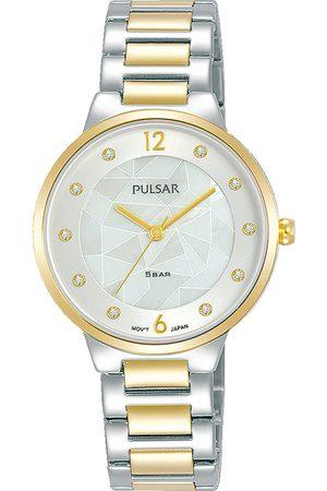 Pulsar Reloj analógico PH8514X1, Quartz, 30mm, 5ATM para mujer