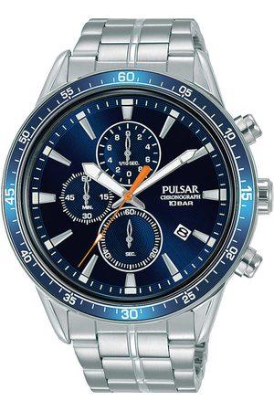 Pulsar Reloj analógico PM3203X1, Quartz, 45mm, 10ATM para hombre