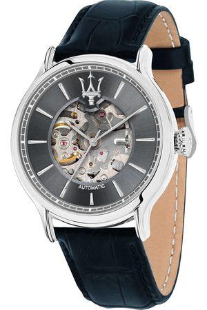 Maserati Reloj analógico R8821118008, Automatic, 45mm, 10ATM para hombre