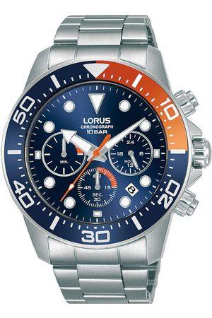 Lorus Reloj analógico RT345JX9, Quartz, 43mm, 10ATM para hombre