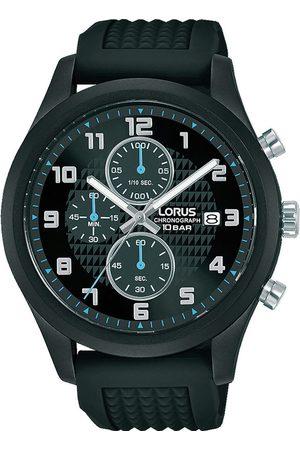 Lorus Reloj analógico RM385GX9, Quartz, 44mm, 10ATM para hombre