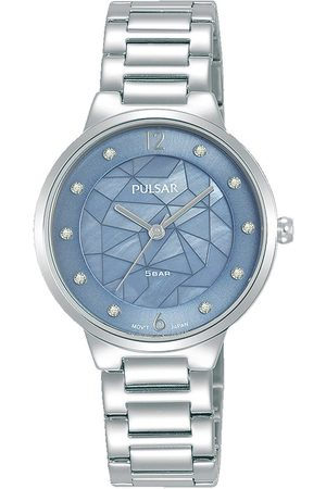 Pulsar Reloj analógico PH8513X1, Quartz, 30mm, 5ATM para mujer