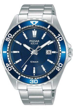 Pulsar Reloj analógico PX3237X1, Quartz, 44mm, 10ATM para hombre
