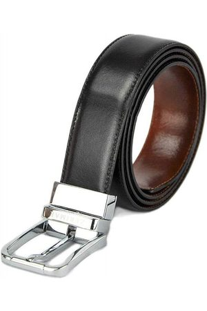 Zerimar Hombre Cinturones - Cinturón MADAGASCAR para hombre