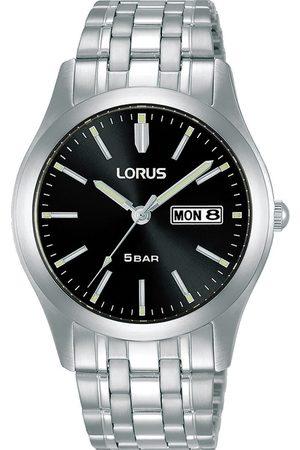 Lorus Reloj analógico RXN67DX9, Quartz, 38mm, 5ATM para hombre