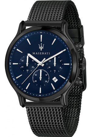 Maserati Reloj analógico R8873618008, Quartz, 42mm, 5ATM para hombre