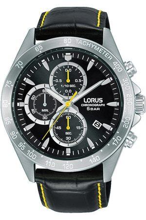 Lorus Hombre Relojes - Reloj analógico RM373GX9, Quartz, 43mm, 5ATM para hombre