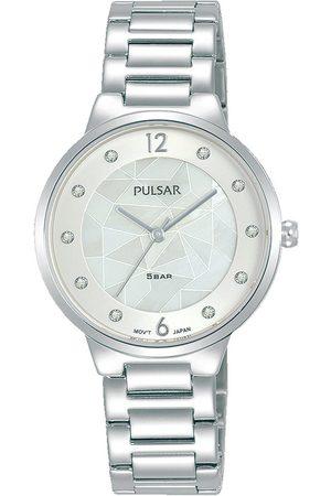 Pulsar Reloj analógico PH8511X1, Quartz, 30mm, 5ATM para mujer