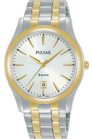 Pulsar Reloj analógico PG8314X1, Quartz, 38mm, 5ATM para hombre