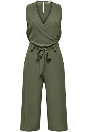 ONLY Mujer Pantalones anchos y harén - CULOTTE JUMPSUIT