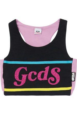 GCDS Niña Jerséis y suéteres - | Niña Top Corto De Jersey Stretch 10a