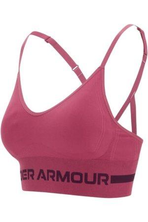 Under Armour Sujetador deportivo Seamless Low Long Bra para mujer