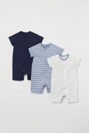 H&M Niño Pijamas - Pack 3 pijamas de algodón