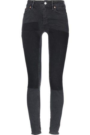 ACNE STUDIOS BLÅ KONST Mujer Cintura alta - Pantalones vaqueros