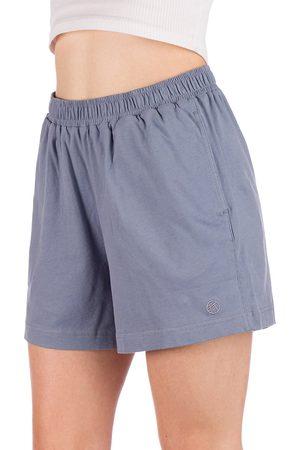 Kazane Mujer Shorts o piratas - Helen Naturals Shorts azul