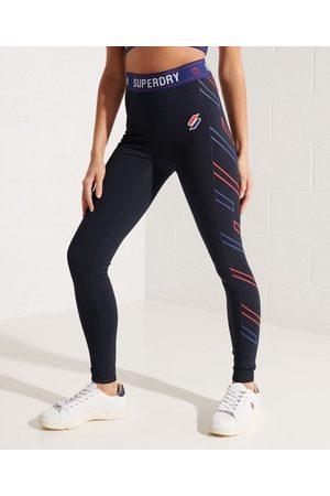 Superdry Mujer Leggings y treggings - Leggings Sportstyle