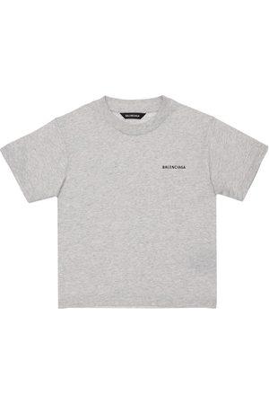 Balenciaga Niña Camisetas - | Niña Camiseta De Algodón Orgánico 8a