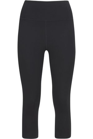 GIRLFRIEND COLLECTIVE | Mujer Leggings Capri Con Cintura Alta Xs