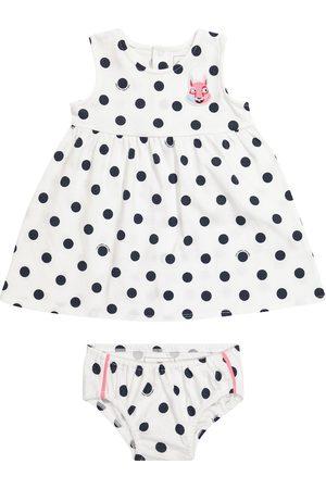 The Marc Jacobs Bebé - vestido y braga de algodón