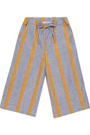 PAADE Pantalones Sasha de lino y algodón