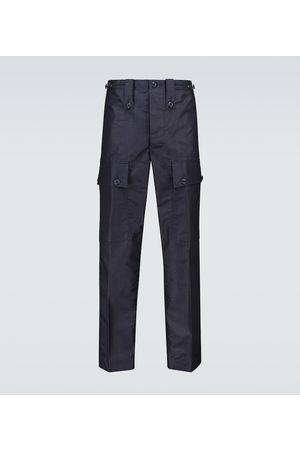 JUNYA WATANABE Pantalones cargo mezcla de algodón