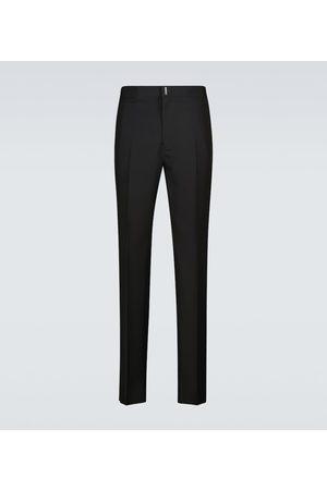Givenchy Pantalones de lana elastizados