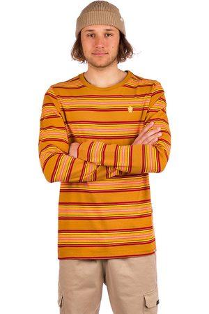 Coal Bracket Long Sleeve T-Shirt marrón